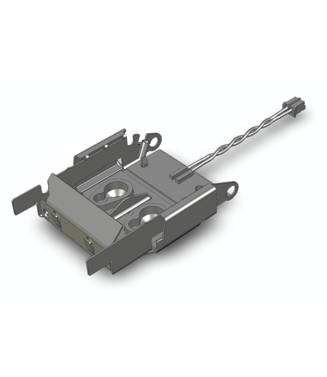 Ultimaker Front fan bracket service assembly UM3 (#221579)