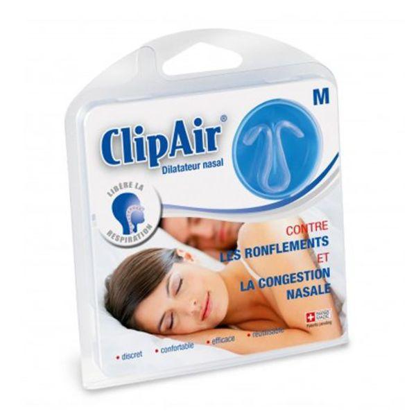 Oscimed  ClipAir - Neusspreider tegen snurken - 3 maten S-M-L