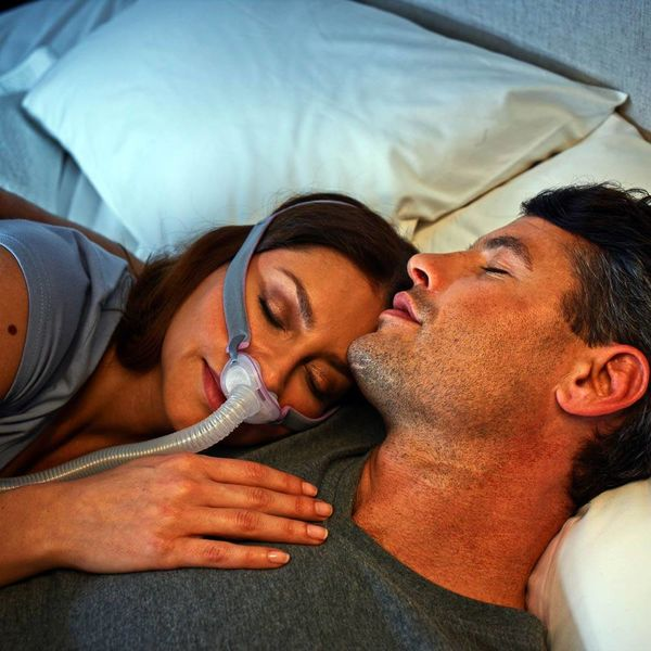 ResMed  AirFit P10 - CPAP for Her Nasal Pillow Mask - ResMed