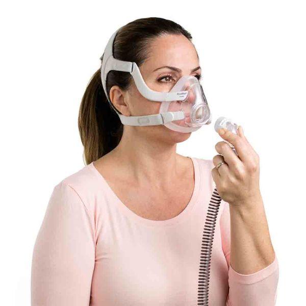 ResMed  AirFit F20 - Neus-Mond CPAP  masker for Her - ResMed
