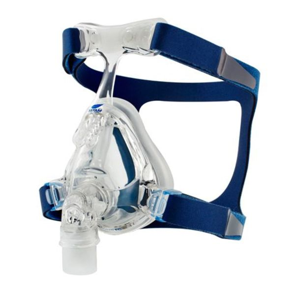 Sefam Breeze Comfort - Neus-mond CPAP masker - Sefam