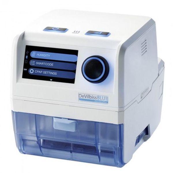 DeVilbiss Healthcare  Blue - Humidificateur CPAP/PPC - DeVilbiss Healthcare