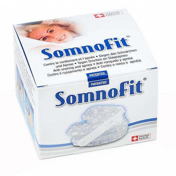 Oscimed  Somnofit- Orthèse  dentaire contre les ronflements et les apnées du sommeil