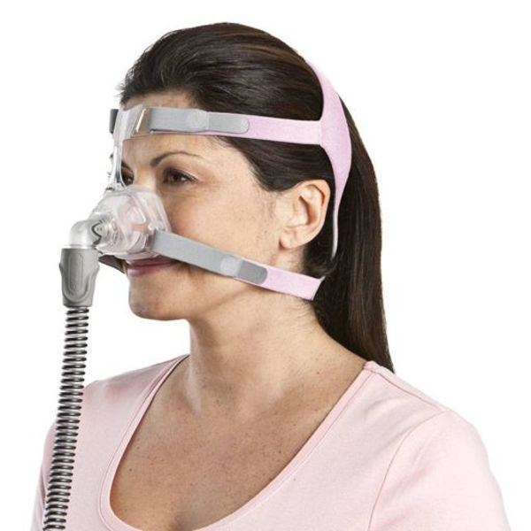 ResMed  Mirage FX - Masque Nasal CPAP/PPC for Her - ResMed