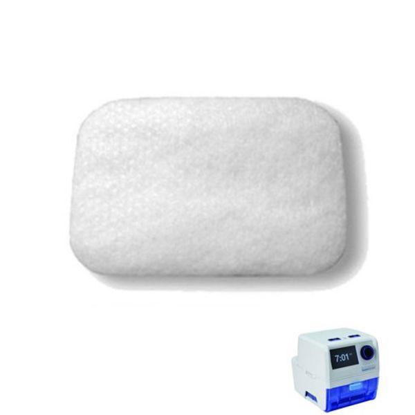 DeVilbiss Healthcare  Antibacteriële filter (per 4) - cpap DeVilbiss  Blue