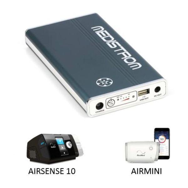 Medistrom Batterie CPAP/PPC - Pilot 24 Lite - Medistrom