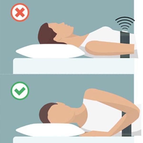 Oscimed  PosiBelt - Anti-snurk vibrerende riem  tegen snurken en slaapapneu