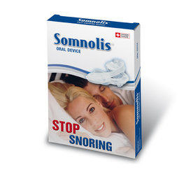 Oscimed  Somnolis - anti-snurkbeugel - Oscimed