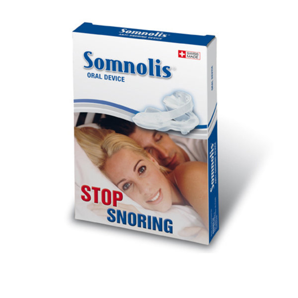 Oscimed  Somnolis - anti-snoring mouth guard - Oscimed