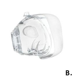 ResMed  Mirage FX - Bulle nasale