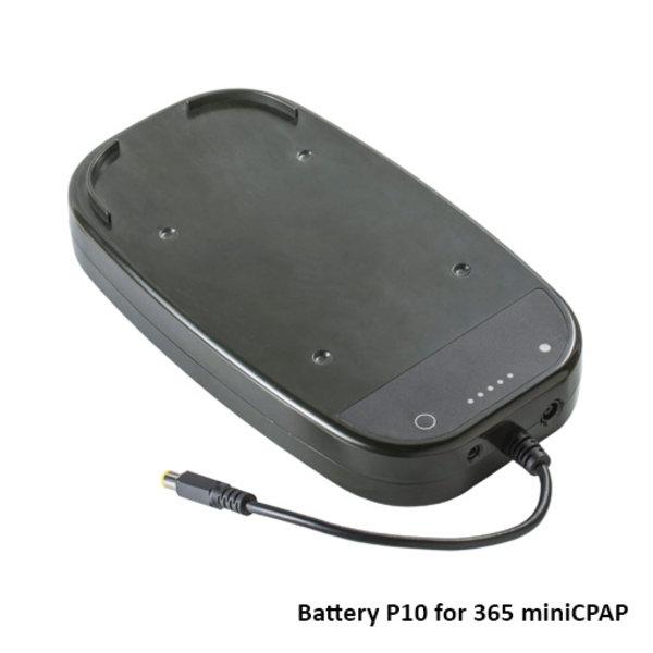 Transcend  P10 CPAP Batterij Transcend  365 miniCPAP