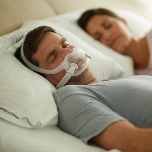 Philips Respironics DreamWearFull Face cpap-masker - Philips Respironics