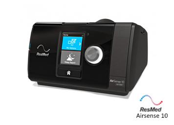 cpap machine for the treatment of sleep apnea