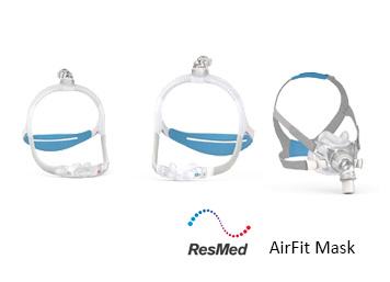 CPAP maskers voor de behandeling van slaapapneu