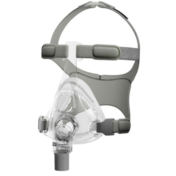 Fisher & Paykel Healthcare SIMPLUS - Neus-mond - cpap masker - Fisher & Paykel Healthcare