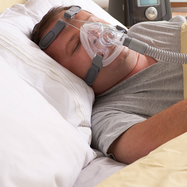 SIMPLUS - Neus-mond - cpap masker - Fisher & Paykel Healthcare