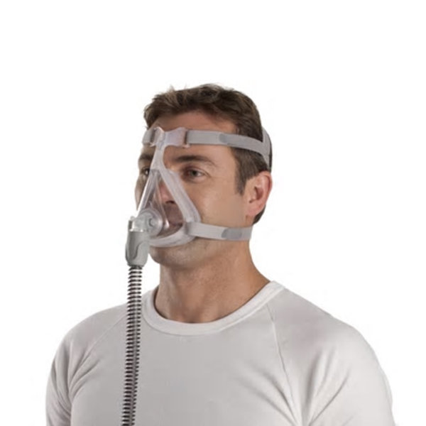 ResMed  Quattro Air - Cpap / ppc Full Face Mask - ResMed