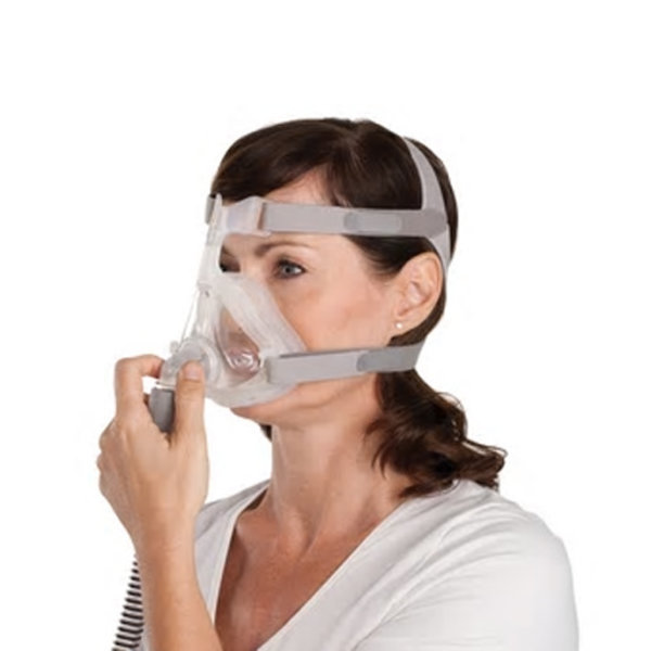 ResMed  Quattro Air for Her -  Full Face cpap Mask - ResMed -
