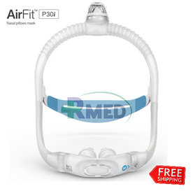 ResMed  AirFit P30i Quietair - Masque cpap - ResMed