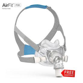 ResMed  AirFit F30 - Full Face  CPAP masker ResMed