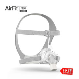 AirFit N20 Classic - cpap mask - ResMed