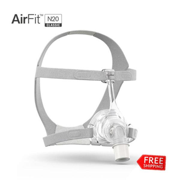 AirFit N20 - Masque Nasal CPAP/PPC - ResMed