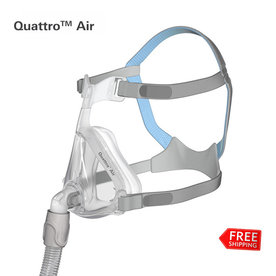 ResMed  Quattro Air - Cpap / ppc Face Mask - ResMed