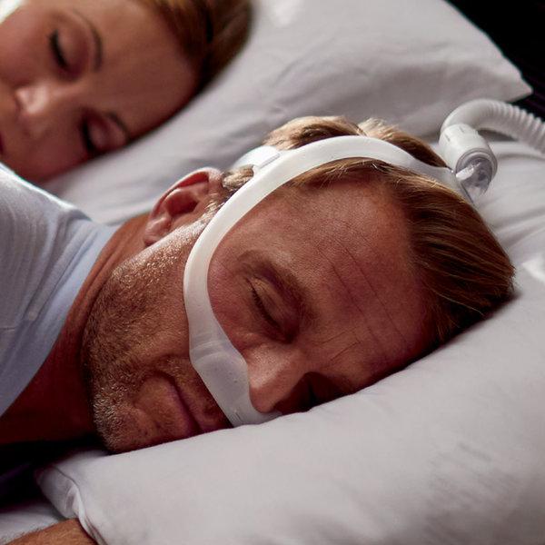 Philips Respironics DeamWear Gel Pillow cpap masker - Philips Respironics