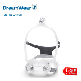 Philips Respironics DreamWear Full Face cpap-masker - Philips Respironics