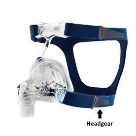 Sefam Breeze nasal - masque cpap - Harnais