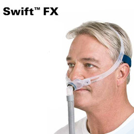 ResMed  Swift FX - masque narinaire CPAP/PPC - ResMed