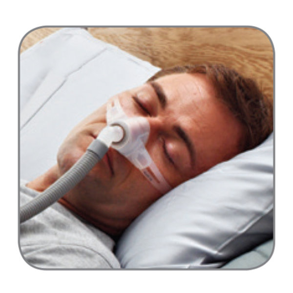 ResMed  Swift FX nano - masque nasal CPAP/PPC - ResMed