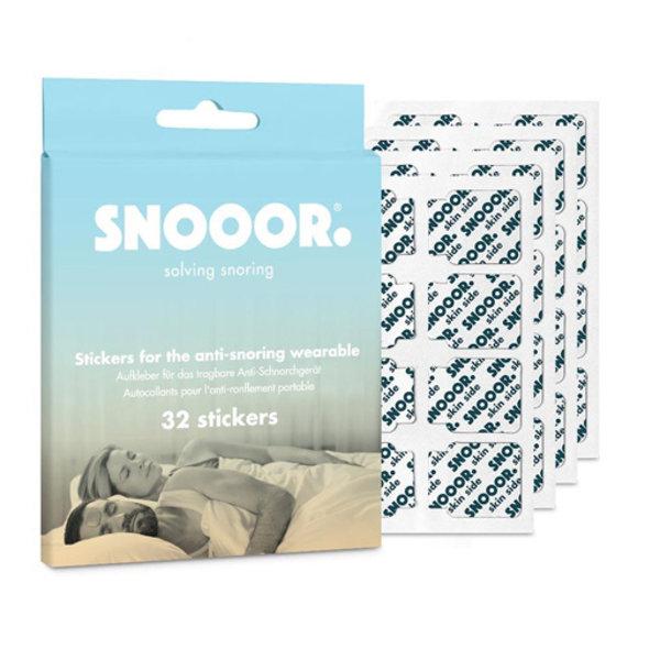 SNOOOR Snooor - Patch autocollants