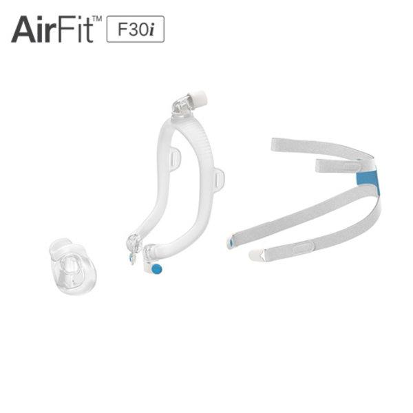ResMed AirFit F30i - Volgelaatsmasker - ResMed