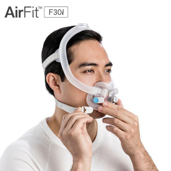 ResMed AirFit F30i - Masque Facial - ResMed