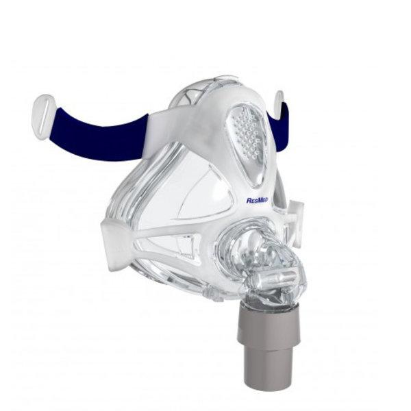 ResMed  Quattro Fx Facial masque cpap - ResMed