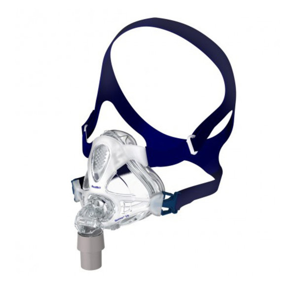 ResMed  Quattro Fx Full Face cpap mask - ResMed