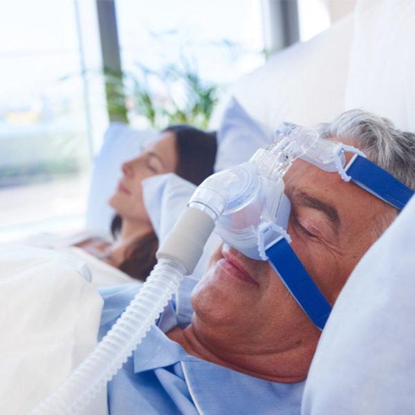Löwenstein Medical  JOYCE SilkGEL nasal CPAP mask - Loewenstein Medical