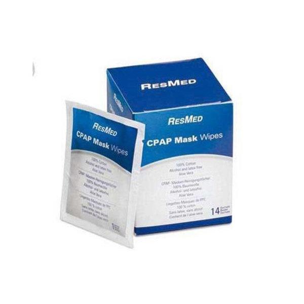 ResMed Lingettes pour masque CPAP - ResMed