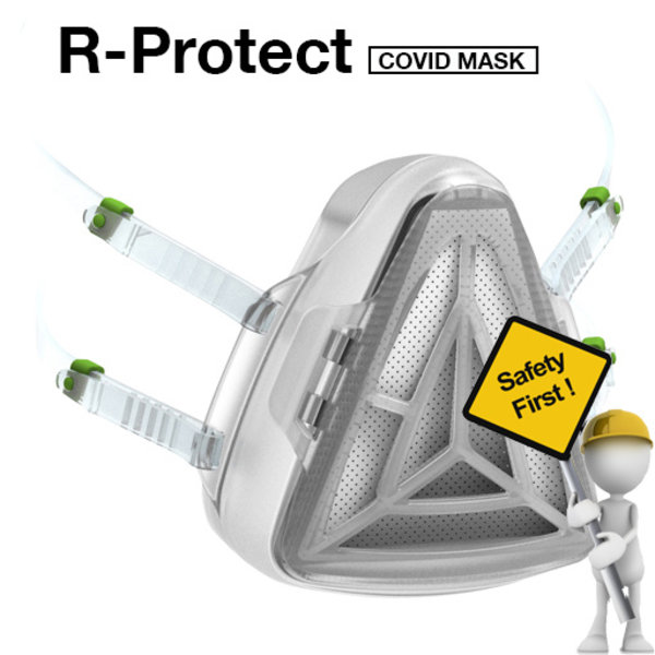 Löwenstein Medical  R-Protect - Protection mask - Covid 19