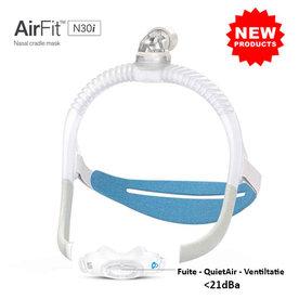 ResMed  AirFit N30i  QuietAir- Neus cpap masker - ResMed