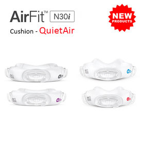 ResMed  AirFit N30i QuietAir - Coussin nasal