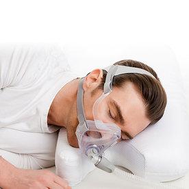 BESTINREST Oreiller CPAP à mémoire de forme  avec cooling gel