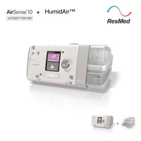 ResMed  Airsense 10 Autoset for Her + humidAir - ResMed