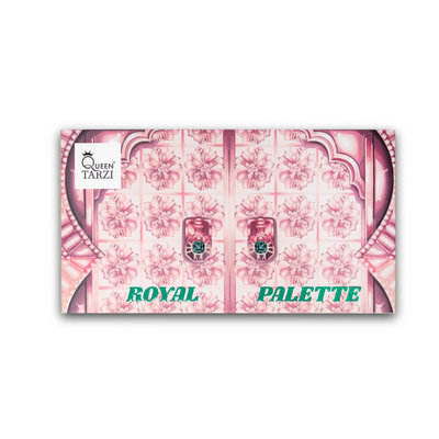 Queen Tarzi Royal Palette