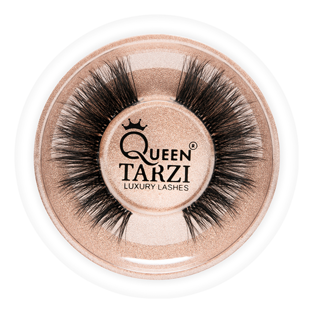 Queen Tarzi Zoe Luxury 3D Lashes