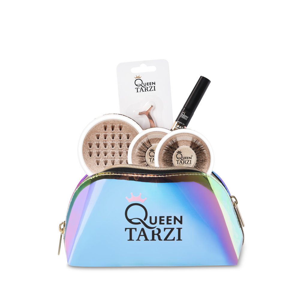 Queen Tarzi Lash Essentials Gift Set