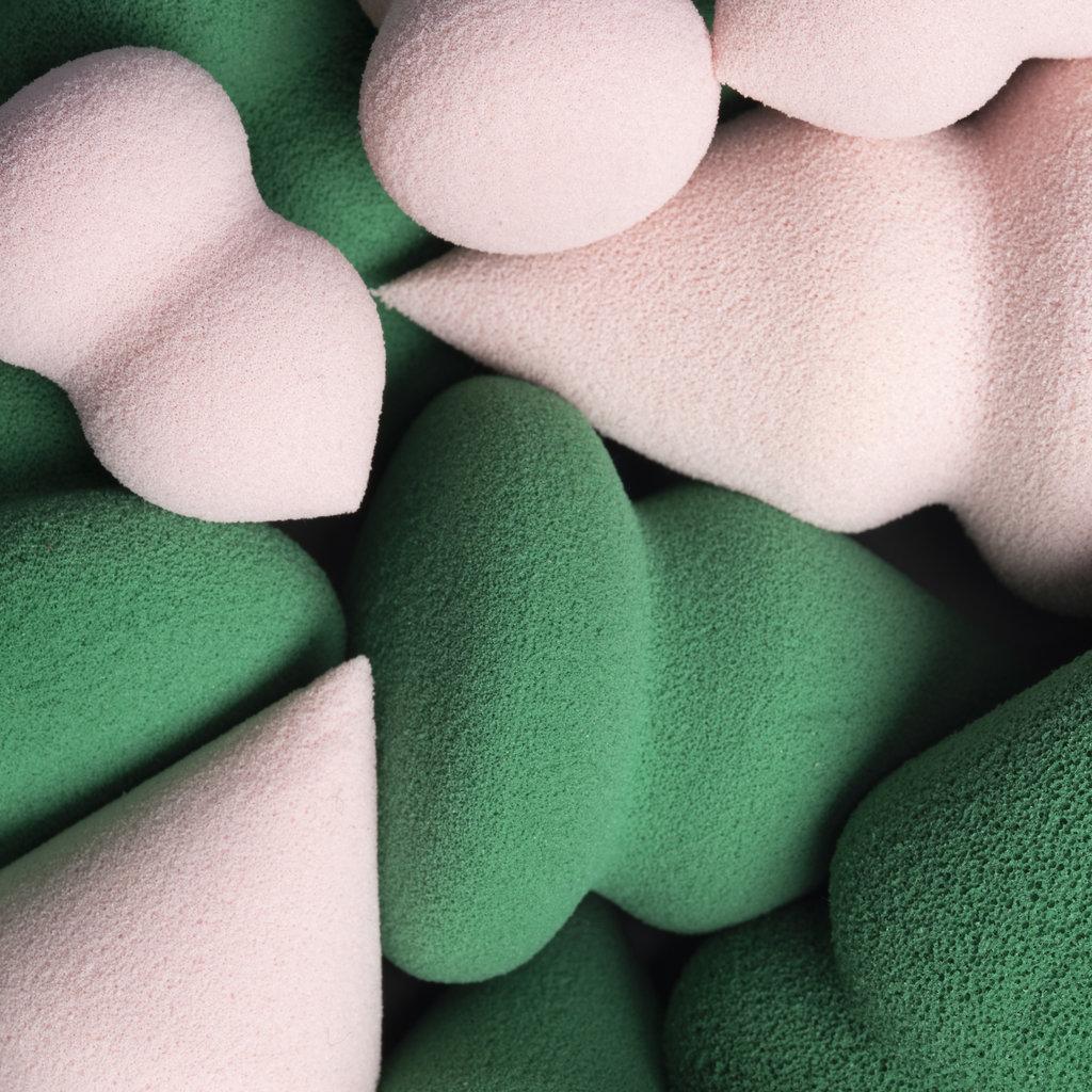 Queen Tarzi Flawless Finish 3 in 1 Mini Make Up Sponge