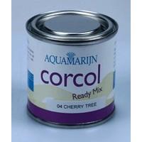 Aquamarijn Corcol Ready mix (Kleurolie) 0,125 ml Proefpotjes