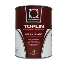Toplin Topcoat on Color